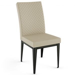 Alto Chair w/ Quilted Fabric ~ 35309Q by Amisco