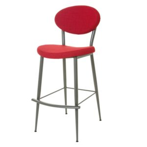 Opus Non swivel stool (cushion) ~ 40132 by Amisco