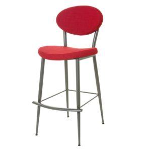 Opus Non swivel stool (cushion) ~ 40132 by Amisco
