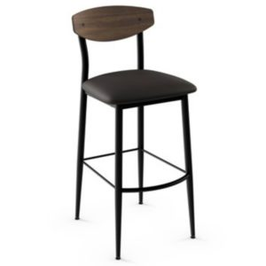 Hint Non-Swivel Stool (cushion) ~ 40202 by Amisco
