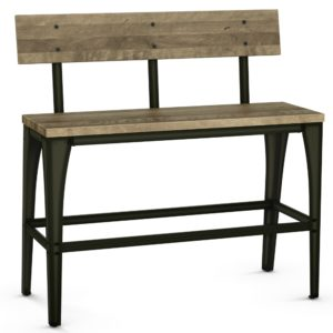 Architect Bench (wood) ~ 40272 by Amisco