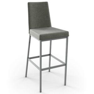 Linea Non swivel stool (cushion) ~ 40320 by Amisco