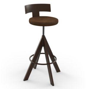 Uplift Screw Stool (cushion) ~ 40614 by Amisco