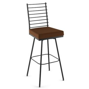 Lisia Swivel Stool ~ 41332 by Amisco