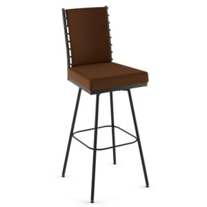 Lisia Swivel Stool ~ 41335 by Amisco