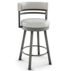 Ronny Swivel stool (cushion) ~ 41442 by Amisco