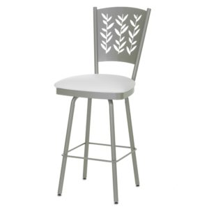 Mimosa Swivel stool (cushion) ~ 41457 by Amisco