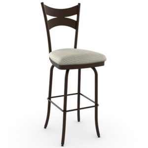 Meadow Swivel stool (cushion) ~ 41466 by Amisco