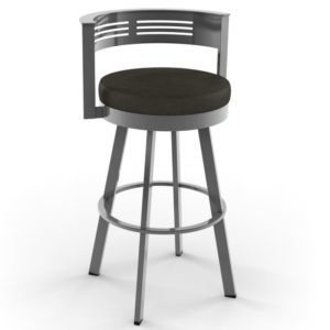 Rival Swivel stool (cushion) ~ 41533 by Amisco