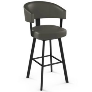 Grissom Swivel stool (cushion) ~ 41560 by Amisco