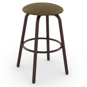 Connor Swivel Stool (cushion) ~ 42493 by Amisco
