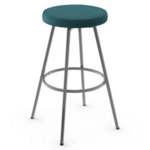 Hans Swivel stool (cushion) ~ 42504 by Amisco