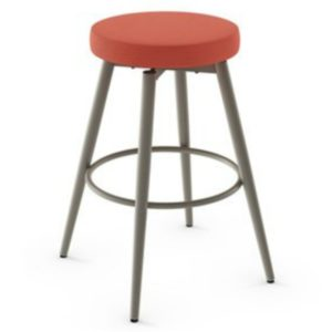 Nox Swivel stool (cushion) ~ 42534 by Amisco