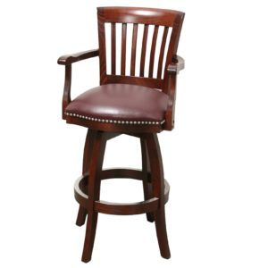 Ana 4746 Swivel Barstool by JS Products