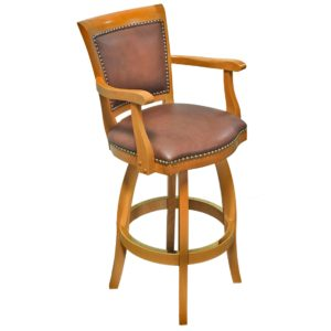 Antonia 4756 Swivel Barstool by JS Products