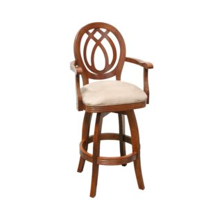 Medallion 4819 Swivel Barstool by JS Products