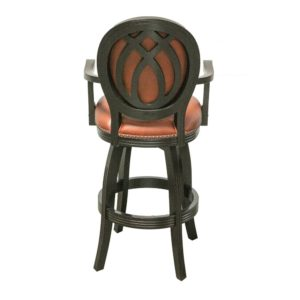 Medallion 4822 Swivel Barstool by JS Products