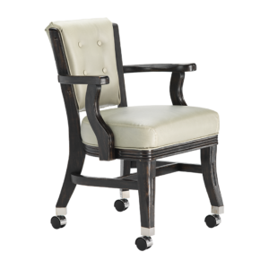 660 Club Chair w/ Casters by Darafeev