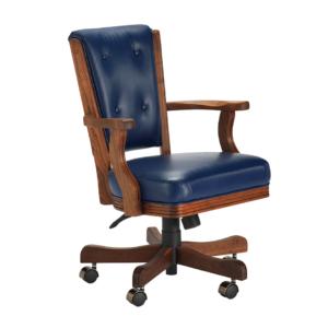 860 (Walnut) High Back Game Chair by Darafeev