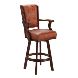 960 High Back Barstool by Darafeev