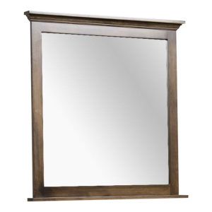 Adrian Bevel Cut Mirror by Amish Crafted by Noah Bontrager