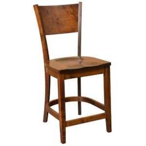 Americana Stationary Bar Chair by Amish Crafted by Noah Bontrager