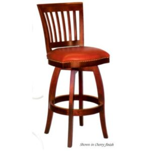 Ana 4745 Swivel Barstool by JS Products