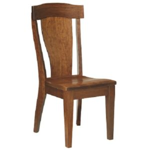Asher Side Chair by Amish Crafted by Noah Bontrager