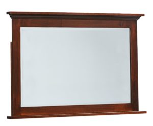 Audrey 48″ Mirror by Amish Crafted by Noah Bontrager