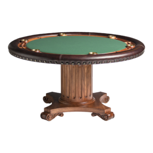 Augustus Poker Table & Dining Top by Darafeev