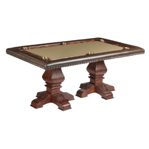 Barcelona Poker Table & Dining Top by Darafeev