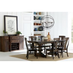 Bartlett Dining Collection by Amish Crafted by Noah Bontrager