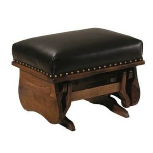 Belton Ottoman by Amish Crafted by Noah Bontrager