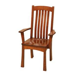 Brigham Arm Chair by Amish Crafted by Noah Bontrager