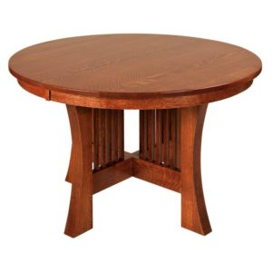 Brigham Table by Amish Crafted by Noah Bontrager