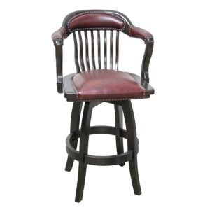 Courthouse 5860D Swivel Barstool by JS Products