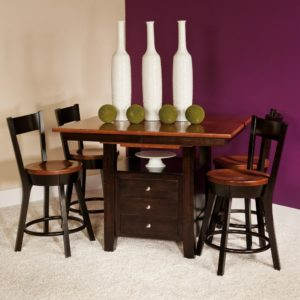 Cape Cod Dining Collection by Amish Crafted by Noah Bontrager