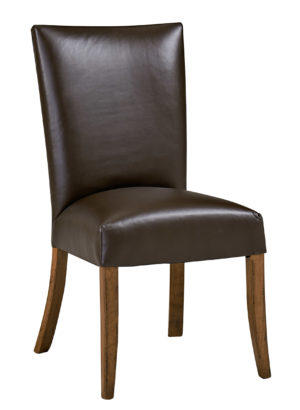Caspian Side Chair by Amish Crafted by Noah Bontrager