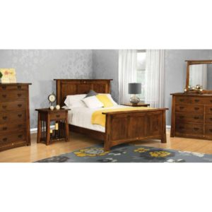 Castlebrook Bedroom Collection by Amish Crafted by Noah Bontrager