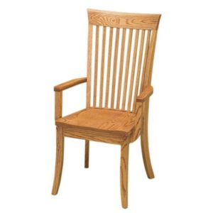 Charlotte Arm Chair by Amish Crafted by Noah Bontrager