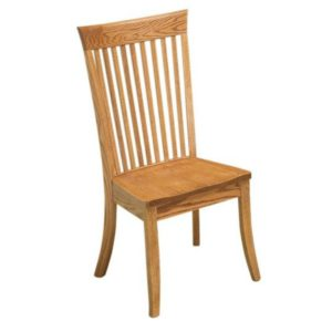 Charlotte Side Chair by Amish Crafted by Noah Bontrager