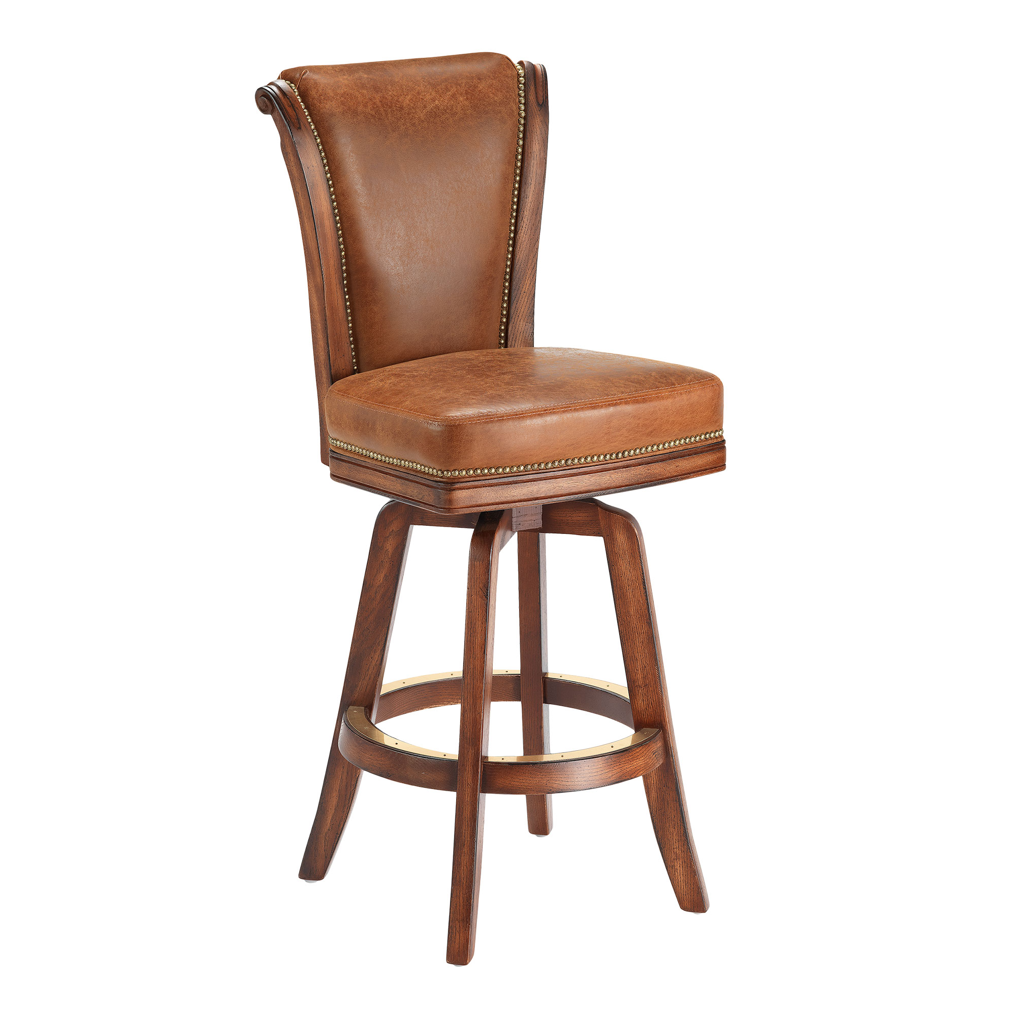Classic (Oak) Flexback Barstool by Darafeev - Lou Rodman's ...