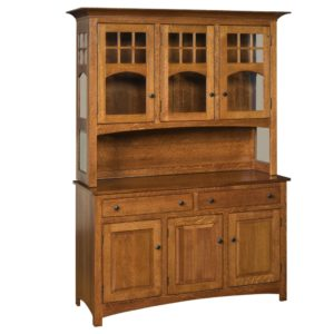 Classic Hutch by Amish Crafted by Noah Bontrager