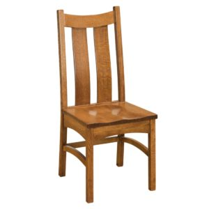 Classic Side Chair by Amish Crafted by Noah Bontrager