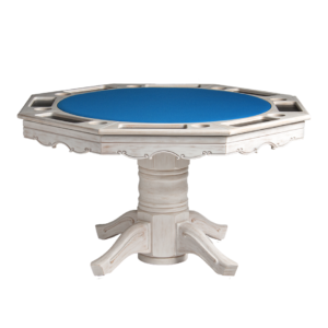 Classic Poker Dining Table w/ Bumper Pool by Darafeev