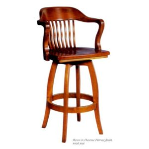 Courthouse 5860A Swivel Barstool by JS Products