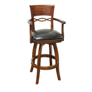 Dina 5892 Swivel Barstool by JS Products