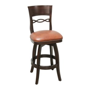 Dina 5891 Swivel Barstool by JS Products