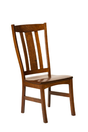 Castlebrook Side Chair by Amish Crafted by Noah Bontrager