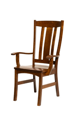Castlebrook Arm Chair by Amish Crafted by Noah Bontrager